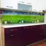 Tezgah Arası Cam Panel Uygulamalar Adana Mavi Bulvar
