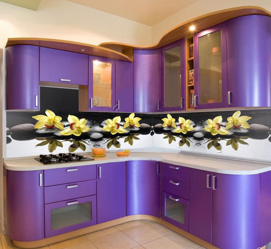 Mutfak Tavan Tasarimlari 5: Mutfak Dolap Kapak Tasarımları